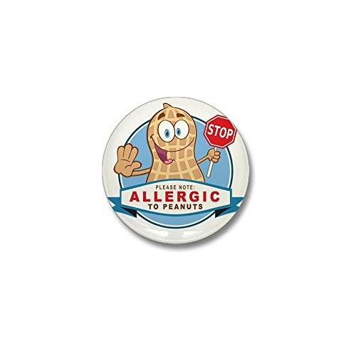 CafePress Allergic To Peanuts 1