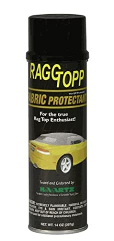 RaggTopp - 2141 Fabric Protectant - Restores, Protects, and Maintains Convertible Tops (Top Products)