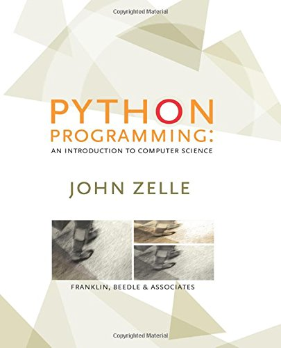 Python programming an introduction to computer science john zelle python programming an introduction to computer science john zelle 9781887902991 amazon books fandeluxe Images