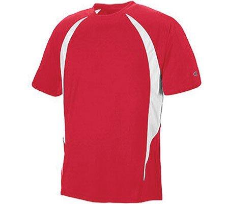 Champion Herren T-Shirt Mehrfarbig Schwarz / Weiß, Mehrfarbig, T2052