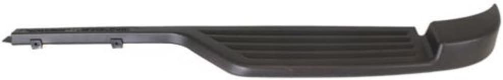 OE Replacement Dodge Dakota Rear Passenger Side Bumper Step Pad Partslink Number CH1191106