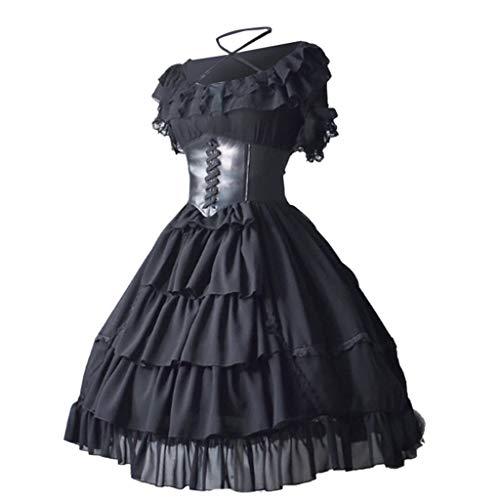 Halloween Carnival Maid Dress,Forthery Women's German Dirndl