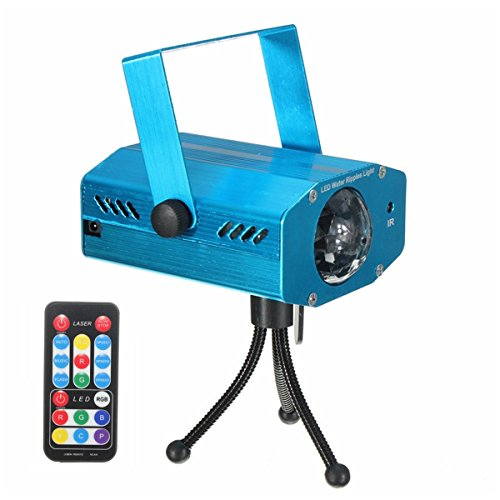 Kingso 7Colors Led Projector