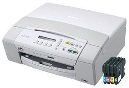 Brother DCP-165C - Impresora multifunción de Tinta (30 ppm, A4 ...