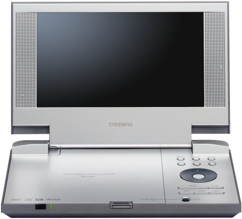 (Toshiba SD-P1850 Portable DVD Player with 8-Inch Widescreen LCD)