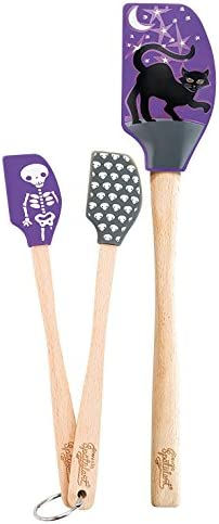Tovolo Spatulart Halloween Skeleton Spatulas product image