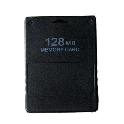 41Jbm ebYtL - 128MB Memory Card Game Memory Card for Sony PlayStation 2 PS2