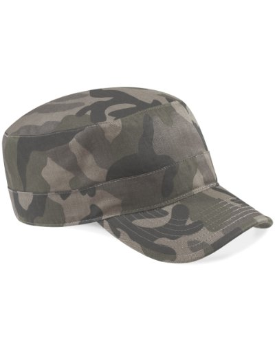Beechfield Camouflage Army Cap, camouflage one size,Field camouflage