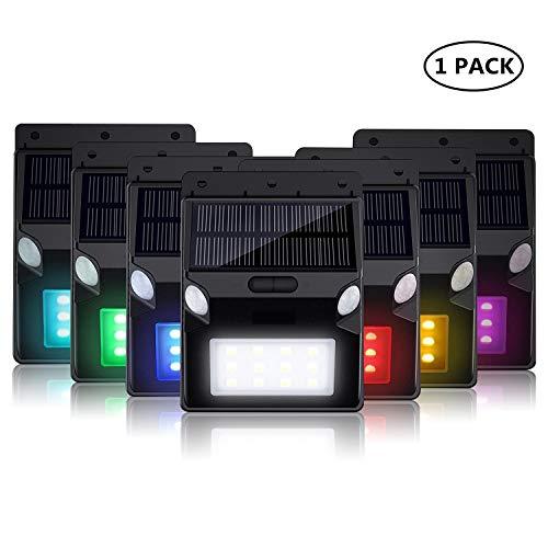 Colour Changing Deck Lights