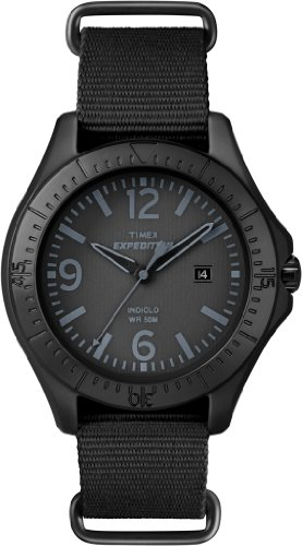 GENUINE-TIMEX-Watch-ALUM-RESIN-Male-T49933