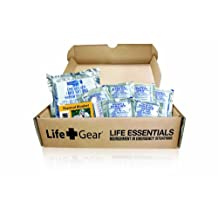 Life Gear LG329 Life Essentials 3-Day Survival Kit