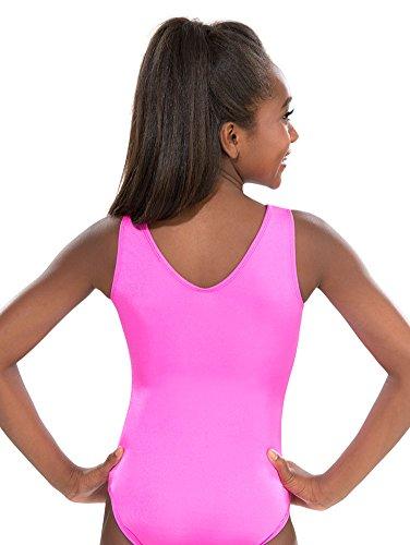 Review Pink Diamonds Gymnastics Leotard