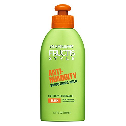 Garnier Fructis Style Anti-Humidity Smoothing Milk 5.10 oz (Pack of 6) ()