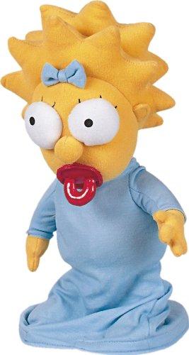 Los Simpson United Labels 1000042 Peluche de Maggie (28 cm)https://amzn.to/2RLWfhq