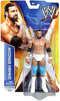 WWE Superstar #02 Damien Sandow Action Figure by WWE