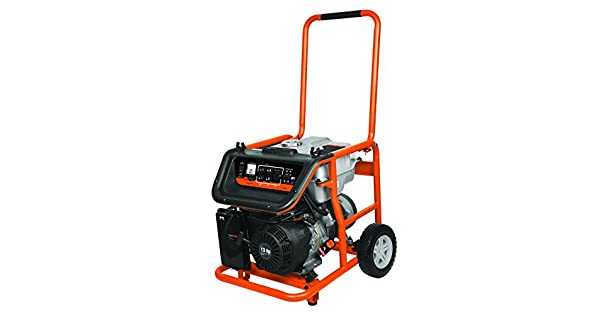 Amazon.com: TRUPER GEN-55X Generador eléctrico de gasolina ...