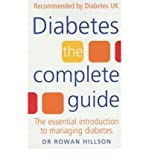 img - for [(Diabetes: The Complete Guide - The Essential Introduction to Managing Diabetes)] [Author: Rowan Hillson] published on (April, 2002) book / textbook / text book