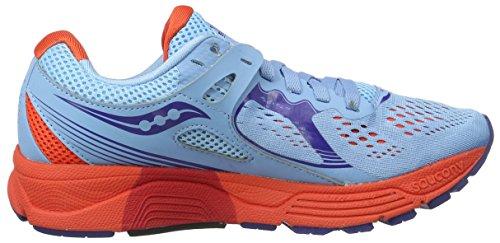 Women's Valor Orange Saucony Blue Multicolour Running Shoes 6vFZwxq4