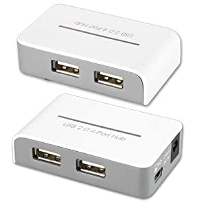 Amazon Com Gwc Technology Hu2v40 Usb 2 0 4 Port Hub With