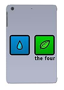 Slim Fit Tpu Protector Shock Absorbent Bumper The Four Elements Case For Ipad Mini/mini 2