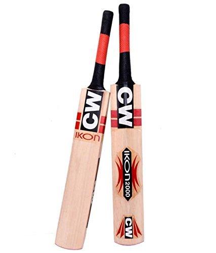 CW Cricket Bat Bat Bat Kaschmir Willow  Ikon  B00TFD2L9Q Cricketschlger eine große Vielfalt von Waren ab3e22