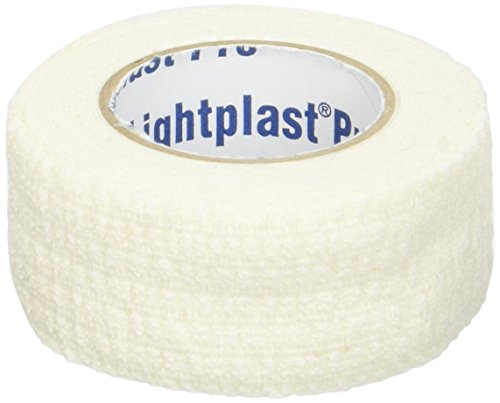 Lightplast Pro Tearable Adhesive Stretch Bandage, White, ...