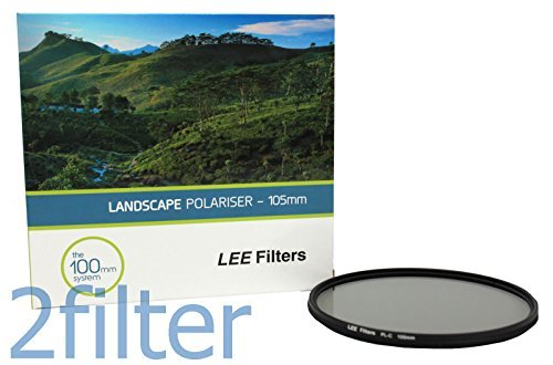 LEE Filters 105mm Landscape Polarizer by Lee Filters