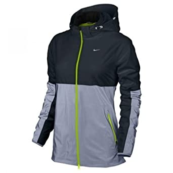 a3851fc2c4be Nike Women s Athletic Shield Flash Jacket 553579-010 SZ Large  Amazon.ca   Clothing   Accessories