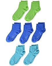 Camano Calcetines cortos, (Pack de 7) para Niños