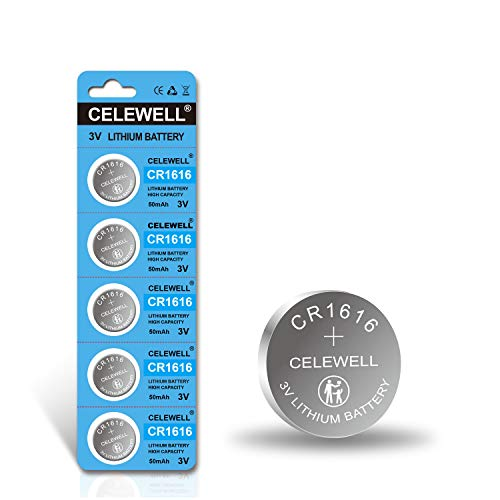 【5-Year Warranty】 CELEWELL CR1616