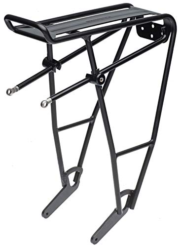 Blackburn Grid 2 Top Deck Rear Rack, Black