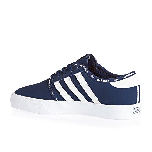 adidas SEELEY J - Zapatillas deportivas para Niño, Azul - (AZUMIS/AZUMIS/FTWBLA) 36 1/2