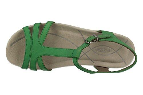Footwear Studio Keddo Mujer Green Sandalias De Dedo del Pie De Diseño EU 38 MBCpCi