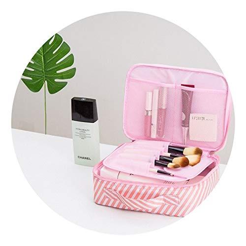 (Multifunction Organizer Big Capacity Waterproof Portable Travel Necessity Beauty,A8)