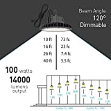 HYPERLITE 14000LM(100W) Dimmable LED UFO High