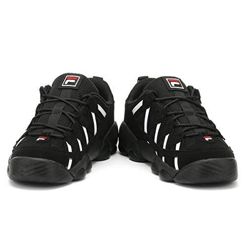 Nero Black Fila Low Spaghetti Sneaker qx8E6n