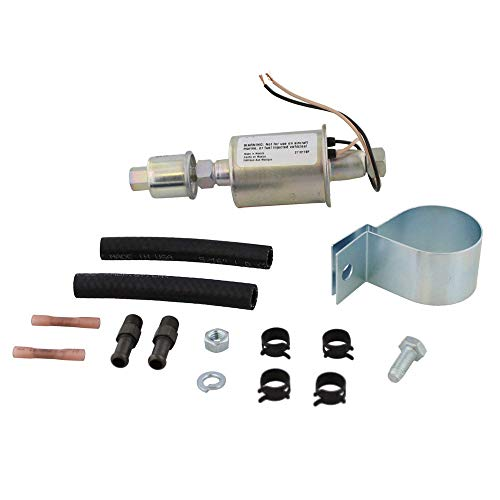 (Zeroarea Replaceable Durable Electronic Mercury E8016S in-Line Type Electric Fuel Pump)
