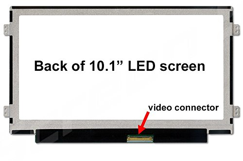0 -1182 -1375 New Replacement LCD Screen for Laptop LED Glossy ()