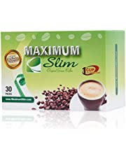 Premium Organic Green Coffee - Maximum Formula, Maximum Results, 30 ct