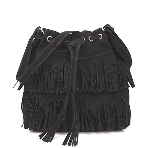 PU Sac Valentine en bandoulière sacs cuir Bag Black dames Femmes crossbody d'été Messenger à dqK5yUC