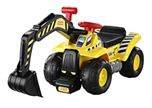 Fisher-Price Big Action Dig N' Ride