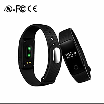Bluetooth Smartwatch Fitness Tracker registro de calidad del ...