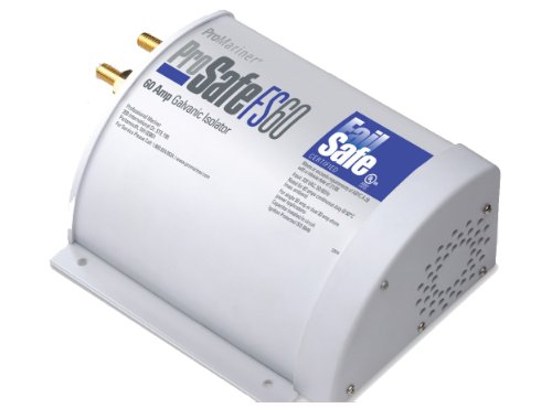ProMariner 22074 ProSafe 50-60 Amp Failsafe Galvanic Isolator