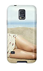 UDhqlkV9185qDBQT Tpu Phone Case With Fashionable Look For Galaxy S5 - Scarlett Johansson