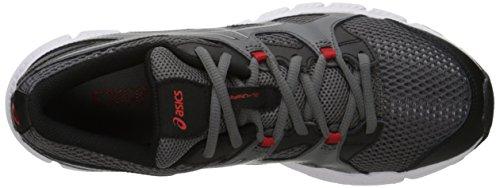 Chaussures D'entraînement Gel-unifire Tr 2 Pour Homme, Anthracite / Argent / Noir, 9 4e Us