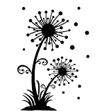 Embossing Folder Dandelion 4.25 X 5.75 Inches (12 Pack)