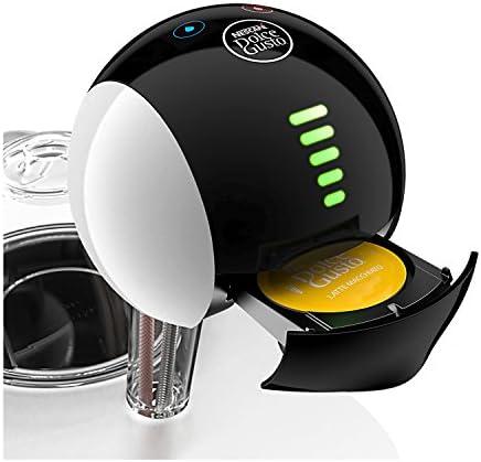 Delonghi Dolce Gusto EDG636.S Stelia Machine à café à capsules avec pack de bienvenue de 6capsules weiß