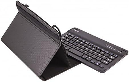 SilverHT 111914340199 - Funda Universal con Teclado inalámbrico para Tablet de 7