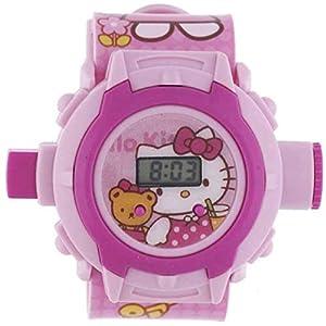 STYLEFLIX Digital Kitty Projector Watch...