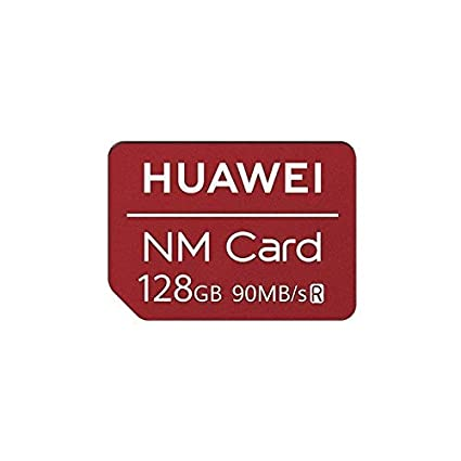 Huawei NM Card 64G 128G 256G 90MB/S Nano Memory Card Mirco SD Card Compact  Flash Card, only Suitable for Huawei P30 Series and Mate20 Series(256G)